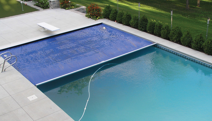 Decorative Pool Covers : Heritage pools swimming pool covers for safety