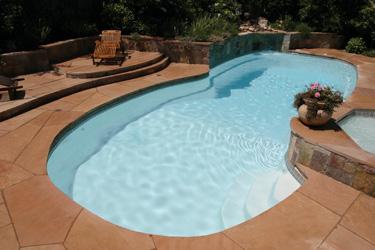 Heritage Custom Pools Fiberglass Swimming Pools And