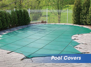 Swimming pool options and add-ons